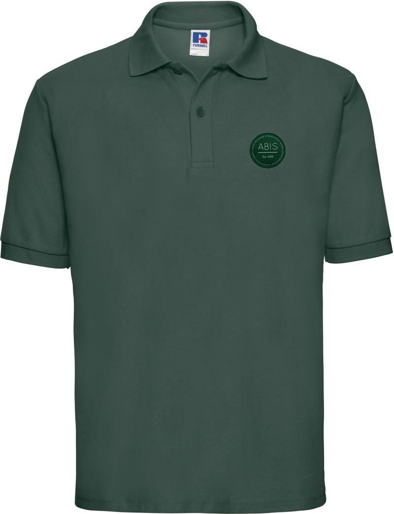 ABIS Piqué Polo - green